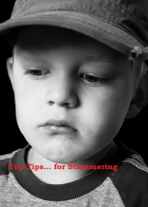 Top Tips ………for stammering by Elizabeth