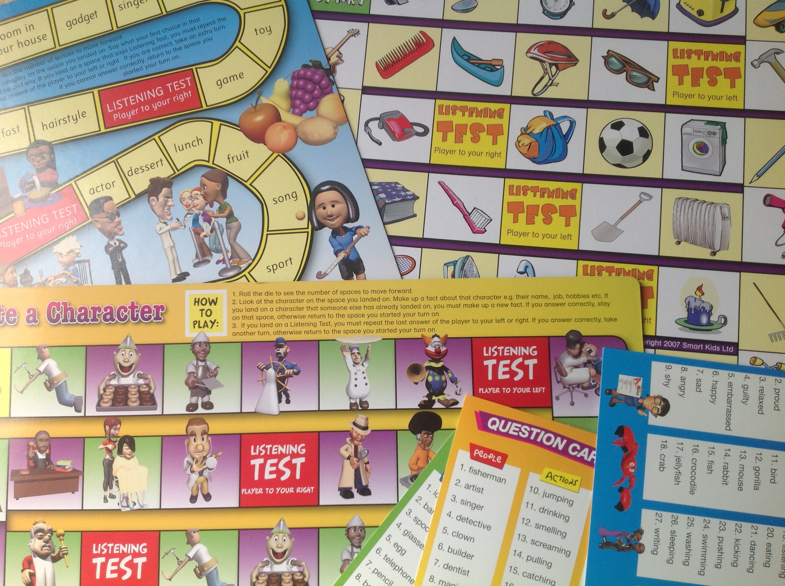 Review of Smart Kids board games by Helen