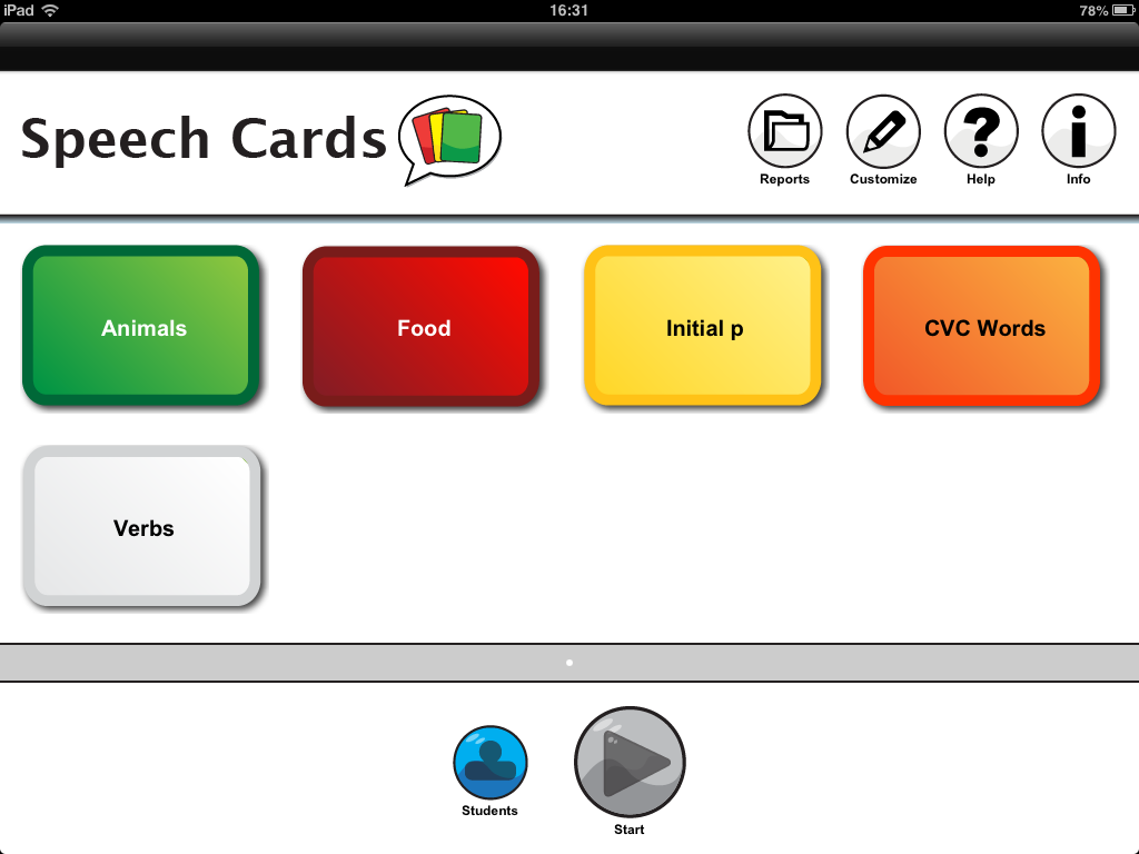 Speech Cards Pro App review by Helen