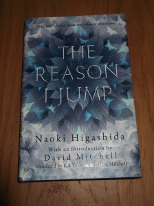 """""""The Reason I Jump"""" book review by Helen"""