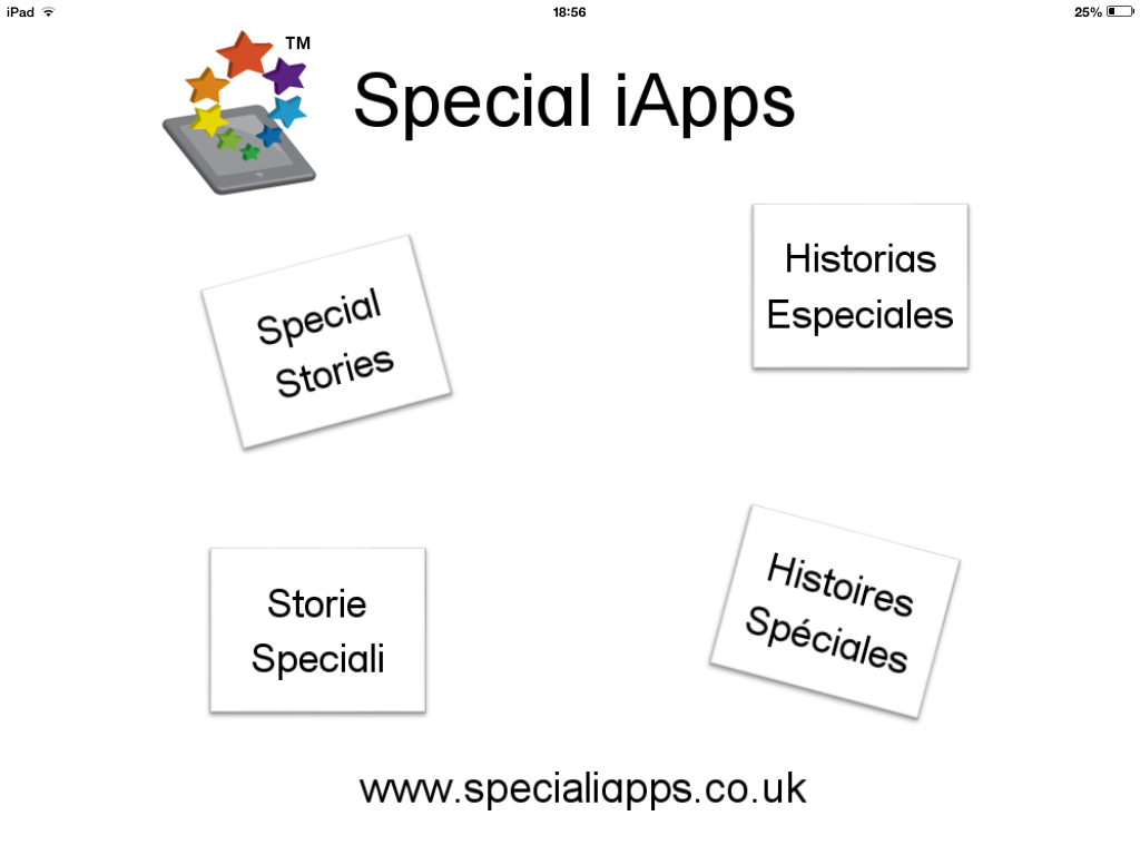 Special Stories app review and giveaway by Helen