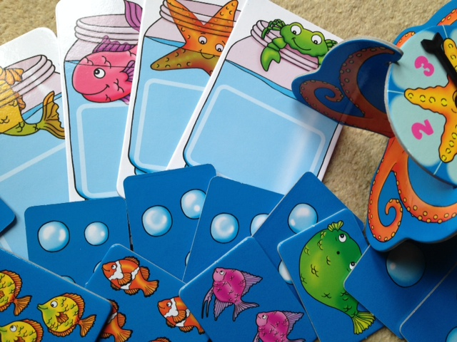 Catch and count review speechbloguk for Catch and count fishing game