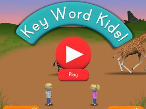 Key Word Kids app review