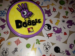 Dobble! – A great language game for older children.
