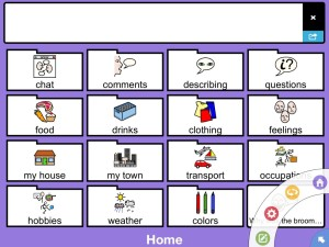 A review of ChatAble – an AAC app from Therapy Box
