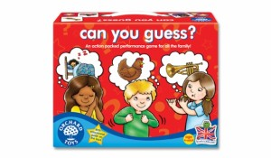 "A review of Orchard Toys ""Can you guess?"""
