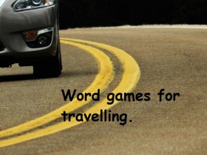 Word games for travelling by Helen