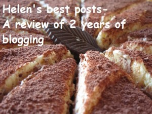 A review of 2 years blogging!