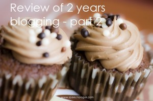 Review of 2 years blogging part 2