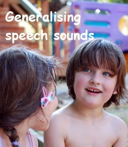 Generalising speech sounds by Helen