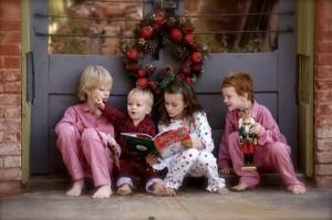 Christmas language