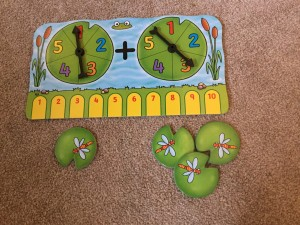 Frog Party and Match and Spell game reviews