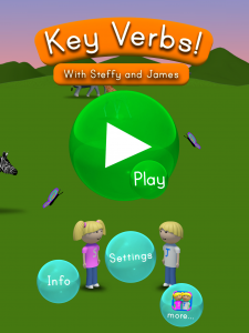 Key Verbs – review and giveaway