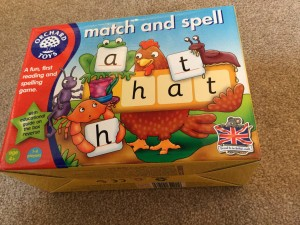 Match and Spell1