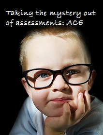 Taking the mystery out of assessments: ACE