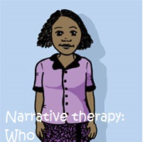 Narrative therapy – who