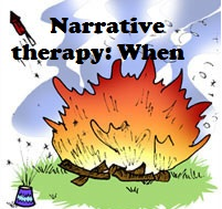 Narrative therapy: When