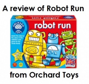 Robot Run review
