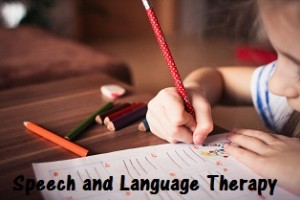 Speech and Language Therapy by Elizabeth