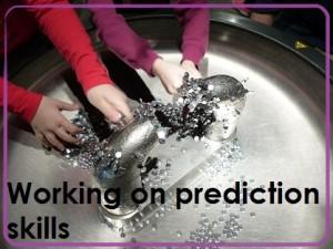 Working on prediction skills