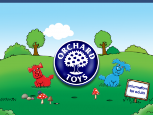Orchard Toys app review