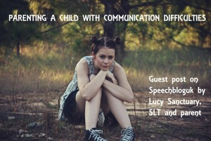 Parenting a child with communication difficulties