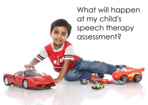 What will happen at my child's assessment appointment