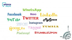 Why speech therapists should use social media.