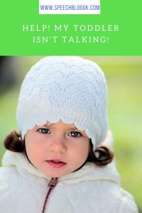 HELP! My toddler isn't talking!