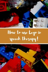 Lego in speech therapy
