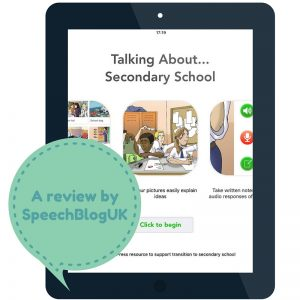 Black Sheep Press – Talking about Secondary School