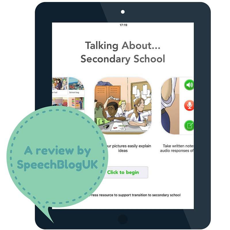 ad7ca20202 Black Sheep Press - Talking about Secondary School - Speechbloguk