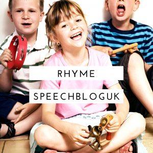 Rhyme – advice and ideas
