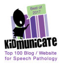 Kidmunicate Top 100 Blog and Website for 2017
