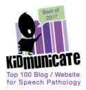 Kidmunicate Top 100 Blog and Website for 2017