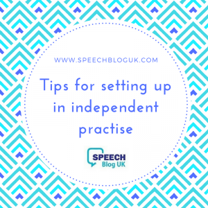 Tips for setting up in independent practise
