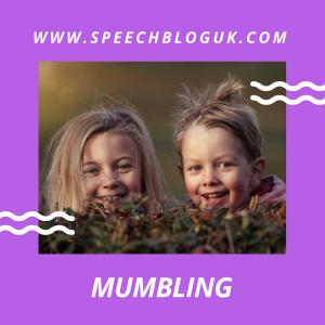 Mumbling