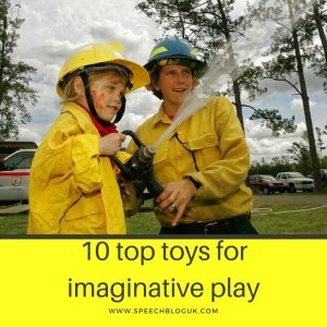Top 10 toys for imaginative play