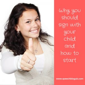 Why you should sign with children and how to start