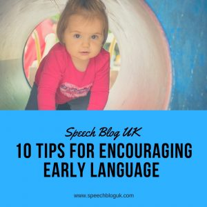 10 tips for early language
