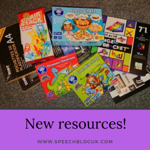 New resources!