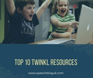 Top 10 Twinkl resources
